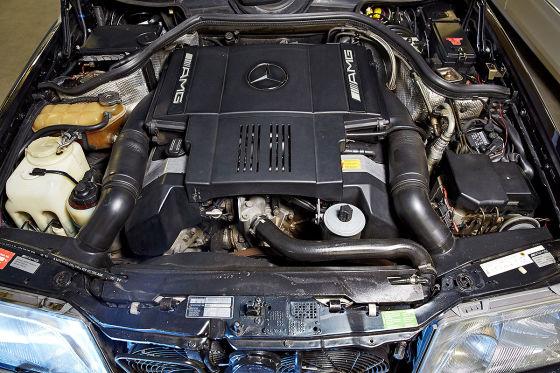Mercedes E 250 Diesel vs. E 60 AMG: Fahrvergleich