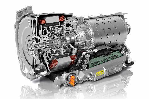 ZF 8 HP-Getriebe (2022): Baukasten für Mild- und Plug-in-Hybride, FCA, BMW