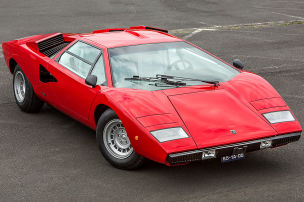 Klassiker: Lamborghini Countach LP 400