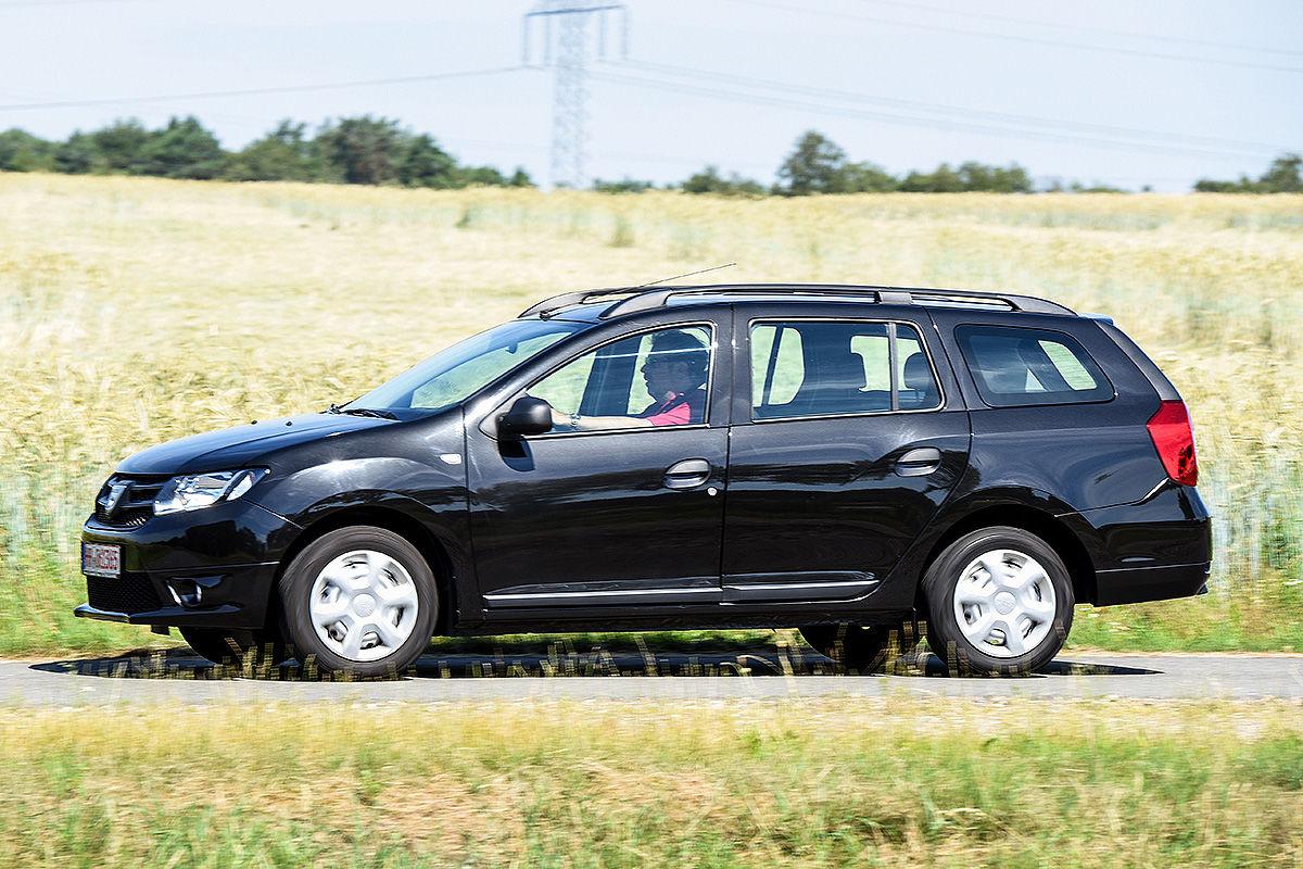 Gebrauchter Dacia Logan MCV im Test