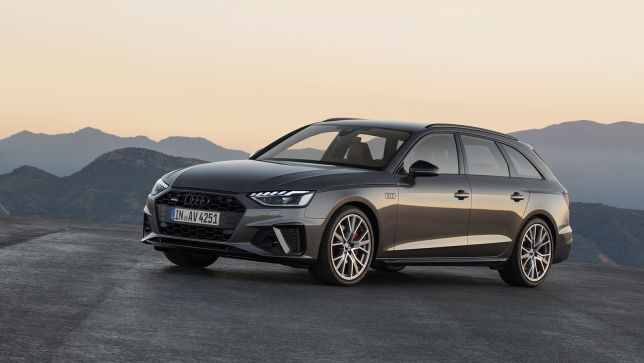 Audi A4 Facelift Fahrbericht