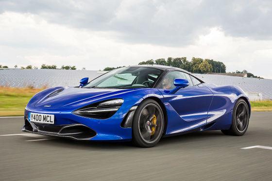 Extrem exklusives McLaren-Paket