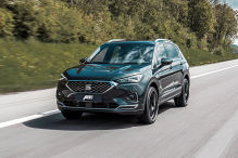 Seat Tarraco Tuning: Abt Sportsline Leistungs-Plus
