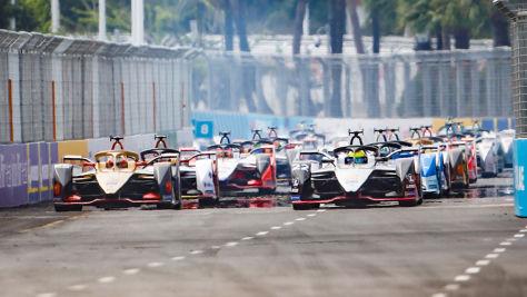 Formel E: Vorschau New York