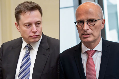Tesla: Zulassung in Hamburg