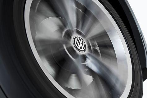 VW-Nabenkappen: Cooles Gimmick