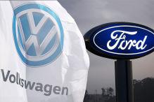 E-Allianz zwischen VW und Ford