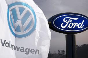 VW und Ford: Elektro-Allianz