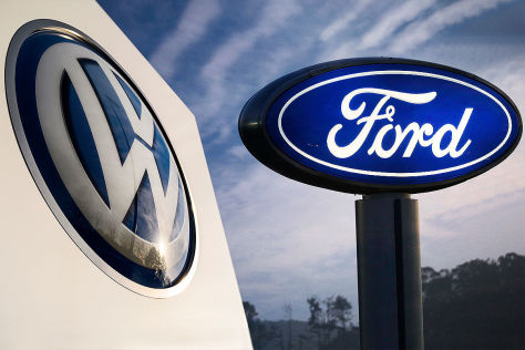 VW und Ford: Allianz