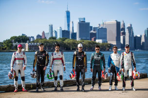 Formel E: Qualifying New York