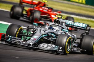 Bottas klaut Hamilton die Heim-Pole