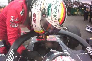 Formel 1: Vettel entschuldigt sich bei Verstappen