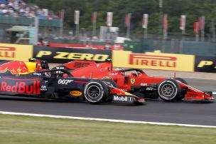 Formel 1: Tolle Duelle in Silverstone