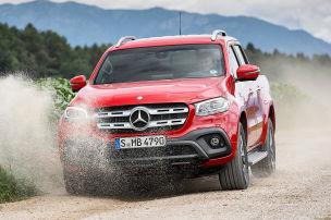 Stoppt Daimler die X-Klasse?