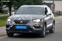 Seat Ateca Facelift (2020): Erlkönig, Plug-in-Hybrid, Preis, Marktstart