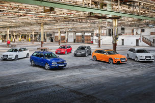 Audi RS2, RS 3, RS 4, RS 6 und mehr