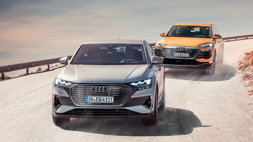 Audi baut auf Elektro SUVs