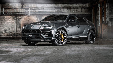 Lamborghini Urus Tuning: Abt