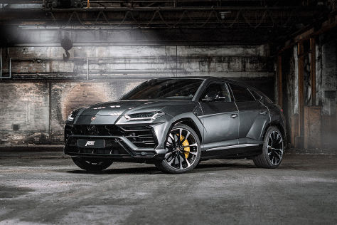 Lamborghini Urus Tuning: Abt Sportsline Leistungs-Plus