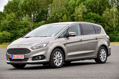 Gebrauchtwagen-Test: Ford S-Max