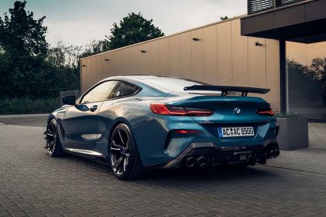 BMW M850i Tuning: AC Schnitzer Leistungs-Plus