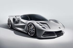 Hypersportwagen Lotus Evija