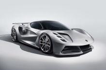 Lotus Evija: Preis, Motor, Vorstellung