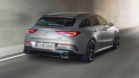 Mercedes-AMG CLA 45 Shooting Brake (2019)