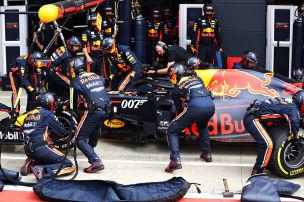 Formel 1: Boxenstopp-Rekord