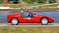 BMW Z1 war damals ein Hightech-Roadster