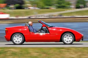 Klassiker des Tages: BMW Z1