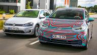 VW ID.3, VW e-Golf: Test, Motor, Preis, Vergleich