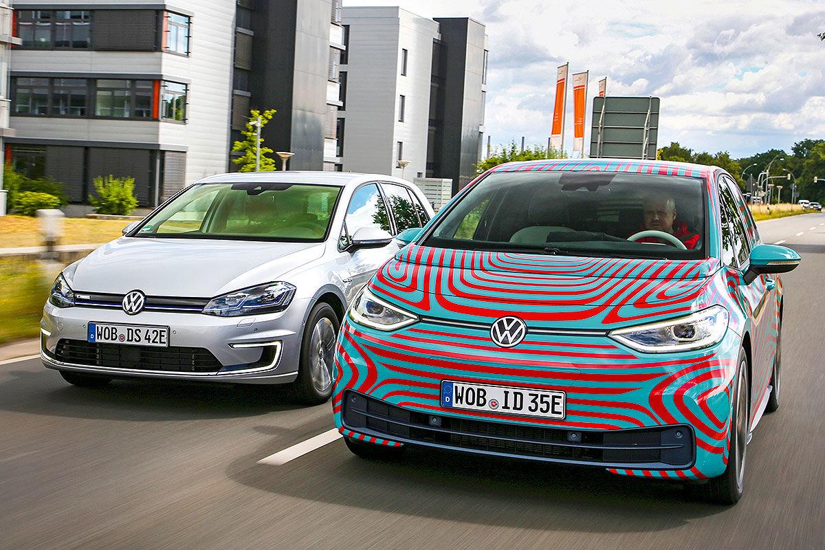 VW ID.3 VW e-Golf
