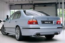 BMW M5 E39 mit 400 PS und wenig Kilometern