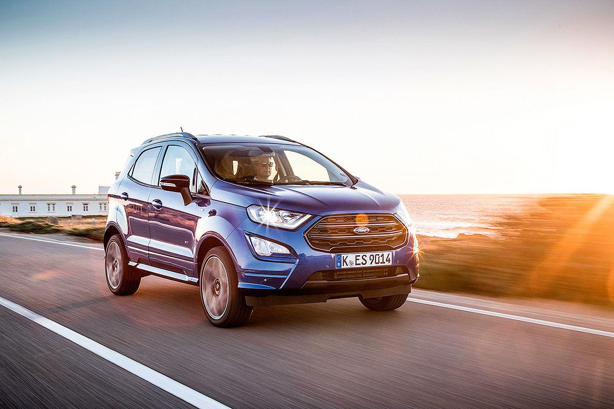 Die besondere Herausforderung mit Ford und AUTO BILD