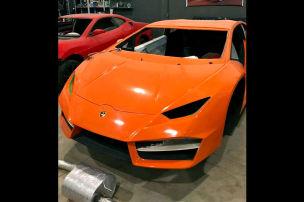 Lambo- und Ferrari-Fälscher geschnappt