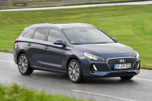 Hyundai i30 Kombi (2019): Leasing