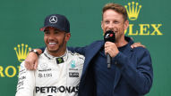 Formel 1: Button warnt Hamilton