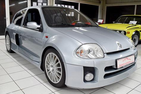 Renault Clio V6: Mini-Flitzer mit 226 PS