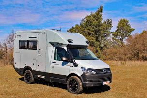 Offroad-Camper auf T6-Basis