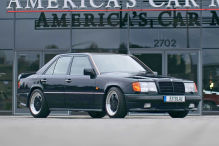 Mercedes-Benz 300 E-24 (1990): AMG-Bodykit, Auktion, W124