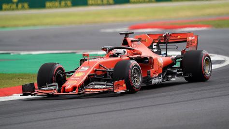 Formel 1: Vettel-Pannen