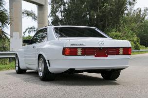 Extrabreiter Protz-Benz der 80er