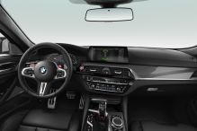 BMW 5er Mini-Facelift G30 (2019): Cockpit-update, G31, F90