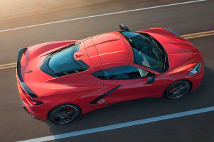Das ist die neue Corvette