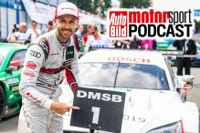 DTM: Rast im Podcast