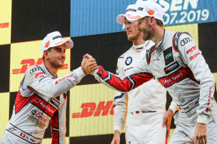 DTM: Titelkampf bei Audi