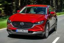 So kommt der Mazda CX-30