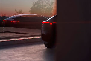 Cupra zeigt erstes Elektroauto