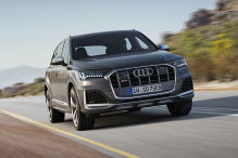 Audi SQ7 Facelift (2019): Preis, Daten, Motor, bestellbar, Interieur, Änderungen